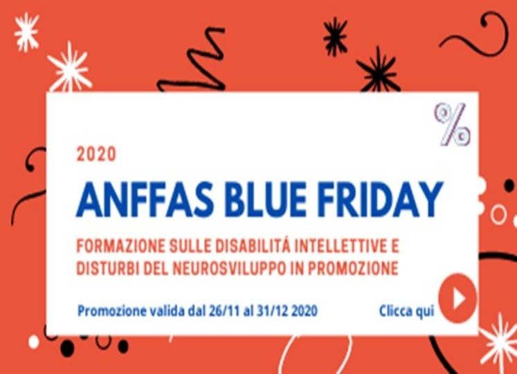 Anffas Blue Friday 2020