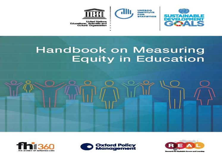Measuring Equity in Education, il nuovo manuale Unesco