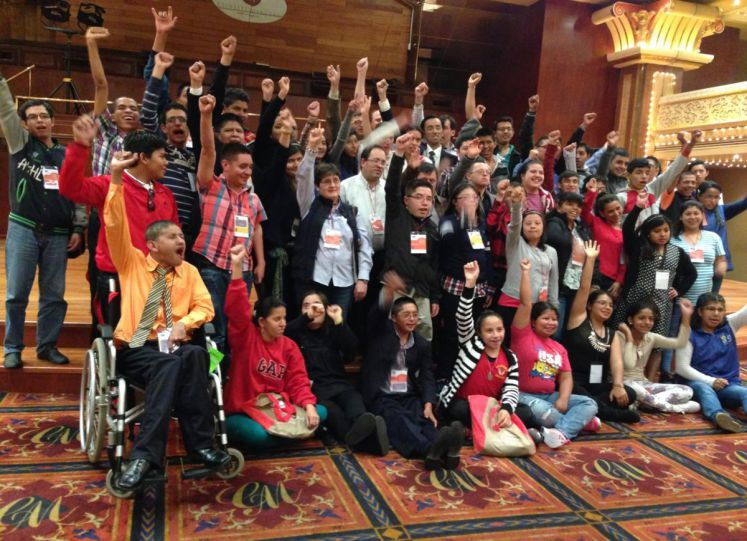 Global Self-Advocacy Summit